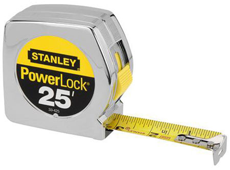 Stanley Powerlock Tape Measure Review
