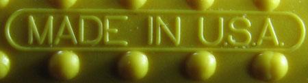 Megapro USA Label