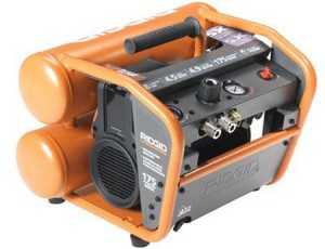 Ridgid Portable Compressor – Quick to Tempt, Hard to Find!