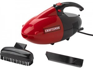Craftsman Hand-Held Vacuum $12.49