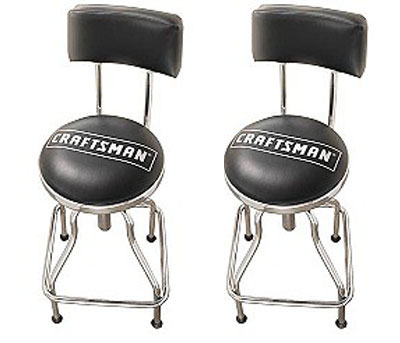 Craftsman Hydraulic Stool – Buy One Get One FREE