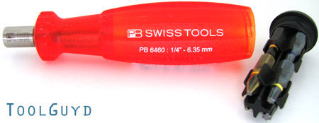 PB Swiss Tools Insider Bit Driver Review
