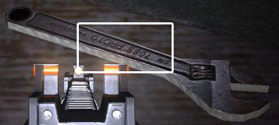 Proto Wrench Found in Video Game
