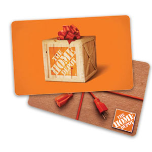 Home Depot Father's Day Gift Cards