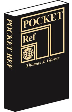 Pocket Ref – The Ultimate Guide to Everything