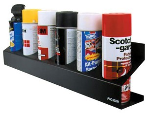 Racor Spray Can Rack