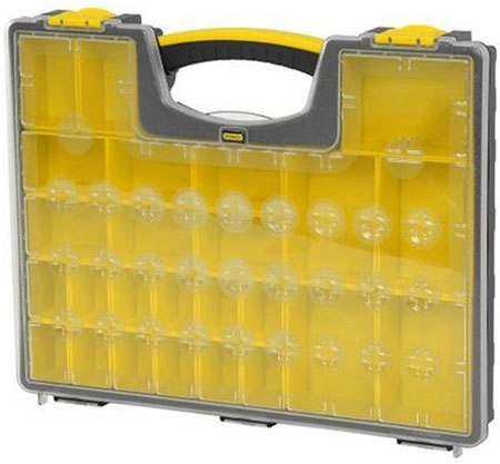 Stanley Portable 25 Compartment Organizer