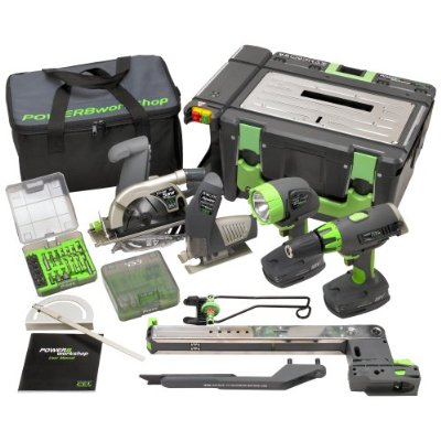 Power8 Full Cordless Workshop