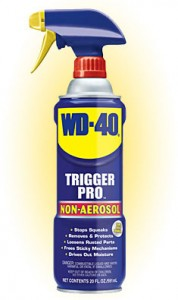 New WD-40 Trigger-Pro Non-Aerosol Spray