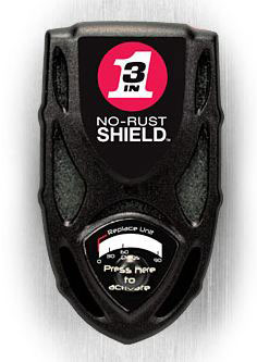 3-in-One No-Rust Shield Protection