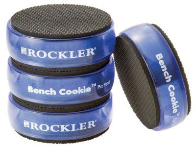 Rockler Bench Cookies