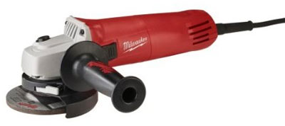 Milwaukee Angle Grinder $59 on Sale
