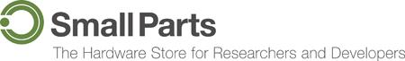 Small Parts Logo