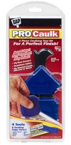 DAP Pro Caulk Tool Kit