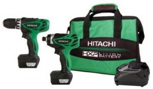 Hitachi 12V Drill/Driver & Impact Driver Kit Deal