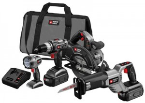 New Porter Cable Tools at Lowes – an Informal Assessment