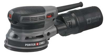 Porter Cable Low Profile 5″ Random Orbital Sander