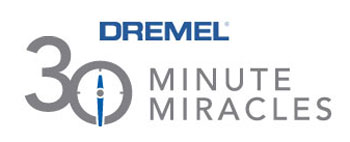 Dremel 30 Minute Miracles – Tips, How-To, & Contest!