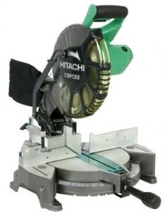 Hitachi 10in Compound Miter Saw – $99