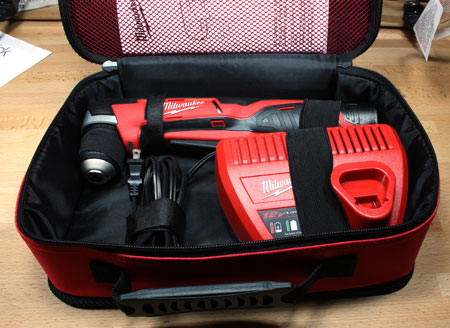 Milwaukee M12 Right Angle Drill Hands On Review