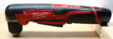 Milwaukee M12 Right Angle Drill – Hands-on Review
