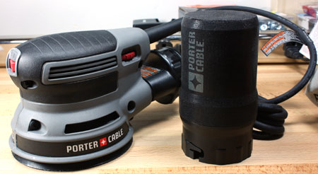 Porter-Cable-Low-Profile-Sander-Dust-Collector-Removed