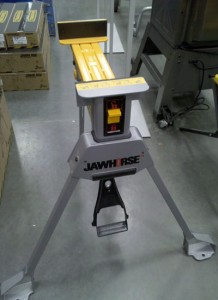 Rockwell Jawhorse Impressions