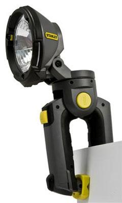Stanley Heavy Duty Clamp on Flashlight