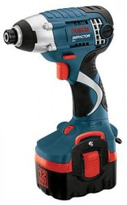 Bosch Impactor 12V Cordless Impact Driver $100!