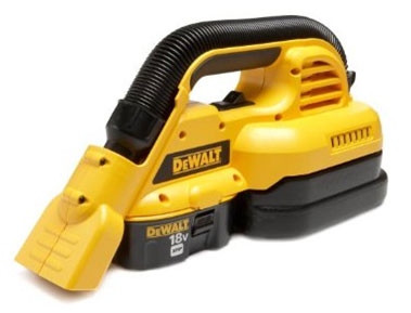 Dewalt & Milwaukee's Cordless Wet/Dry Vacuums