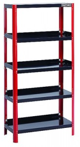 New Craftsman Garage Shelving