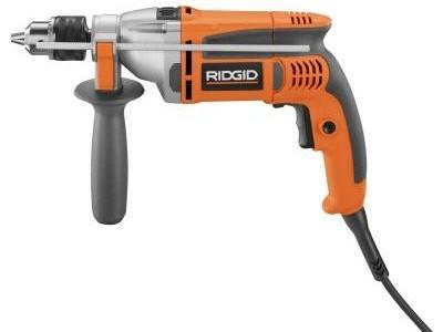 Ridgid 1/2″ and Hammer Drill Deals!