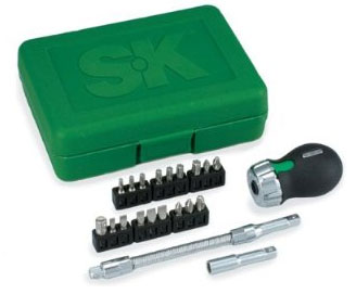 Most Valuable Tool – SK Stubby Ratcheting Screwdriver