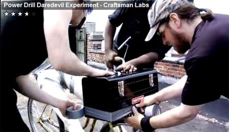 Craftsman Labs' Power Tool Stress Tests