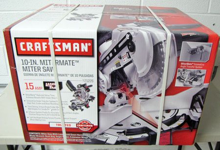 Hands-on Review of the Craftsman MiterMate Miter Saw