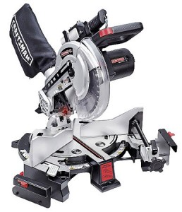 The Imaginatively Designed Craftsman MiterMate Miter Saw