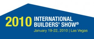 International Builders' Show – Jan 19-22 Las Vegas