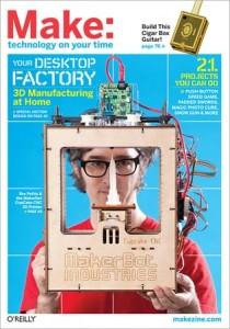 Make Magazine Volume 21