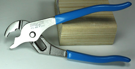 Channellock 412 V-Jaw Tongue and Groove Plier 6.5-Inch