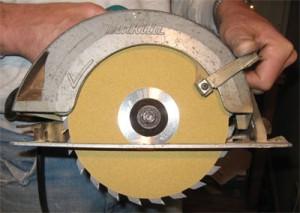New Final Cut Side-Sanding Circular Saw Blade