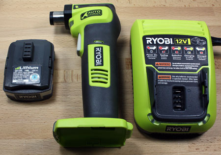ryobi auto hammer hands on review. Black Bedroom Furniture Sets. Home Design Ideas