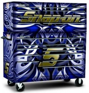 Snap-on Custom Tool Storage Skins