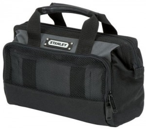 Free 12-inch Tool Bag with $50+ Stanley Order