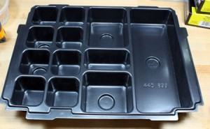 Systainer Polystyrene Compartment Trays