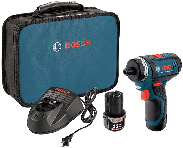 new bosch ps21 2a 12v max 2 speed pocket driver. Black Bedroom Furniture Sets. Home Design Ideas