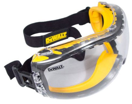 Safety Goggles Review: Radians, Dewalt, Uvex