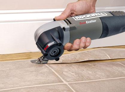 RockwellSoniCrafterSoniShearRWCuttingVinylFlooring - Tools needed for vinyl flooring