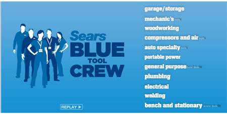 Sears online catalog start date