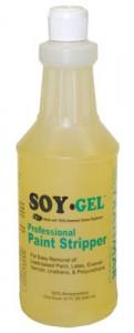 Soy-Gel – a Safer Paint & Urethane Remover