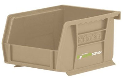 Akro-Mils Recycled EarthSaver Parts Bins
